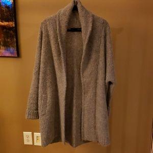360 Sweater Chunky Oversized Cardigan w/pockets